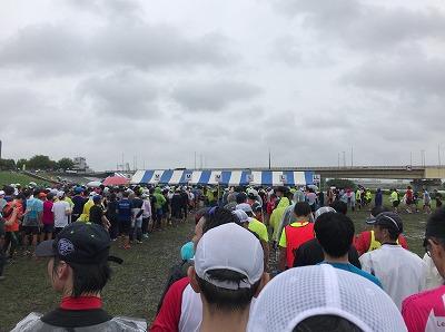 第46回タートルマラソン国際大会レース中写真ゴール後