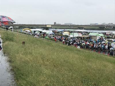 第46回タートルマラソン国際大会全景