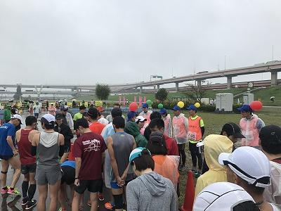 葛飾ふ~てんマラソンのペースランナー紹介