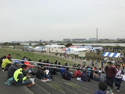 東京トライアルハーフマラソン2017