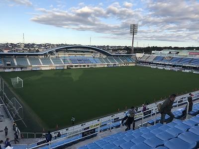 第20回ジュビロ磐田メモリアルマラソン会場ヤマハスタジアム