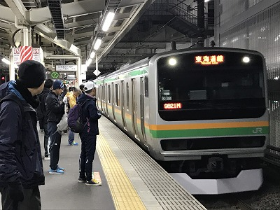 第12回湘南国際茅ヶ崎駅