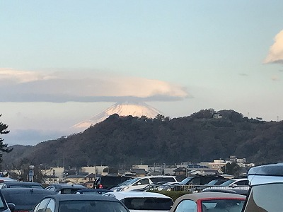 第12回湘南国際マラソン富士山