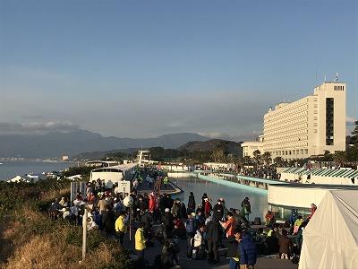 第12回湘南国際マラソンメイン会場