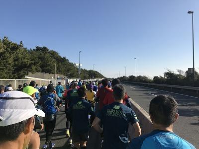 第12回湘南国際マラソンスタート