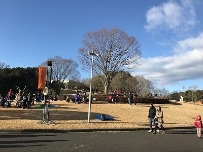 第12回かさま陶芸の里ハーフマラソン笠間芸術の森公園