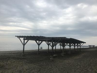 第1回谷川真理クリスマスマラソン稲毛海岸