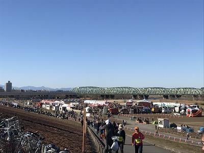 第19回ハイテクハーフマラソン終了