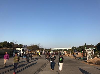 第42回サンスポ千葉マリンマラソン会場出店