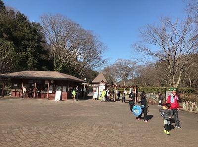 第43回森林公園完走マラソン公園井入り口
