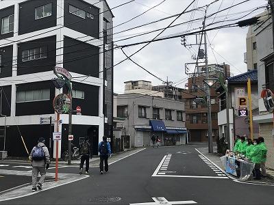 第4回かつしかふれあいRUNフェスタ2018堀切菖蒲園駅から会場まで