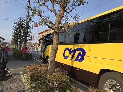 第28回熊谷さくらマラソン籠原駅南口無料送迎バス