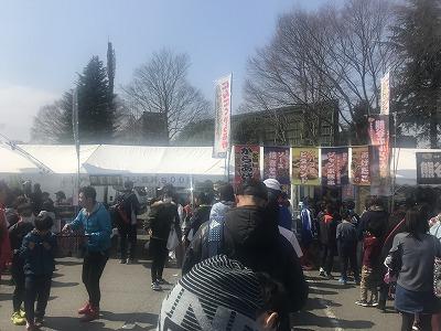 第28回熊谷さくらマラソン大会レース後