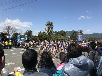 第33回焼津みなとマラソン、10キロの部スタート