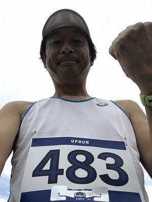 第4回UPRUN川崎等々力河川敷スプリングマラソン、ハーフ