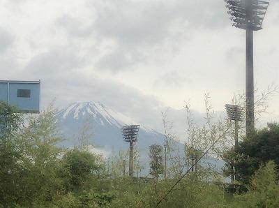 第42回富士裾野高原マラソン、富士山