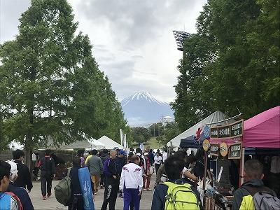 第42回富士裾野高原マラソン、出店
