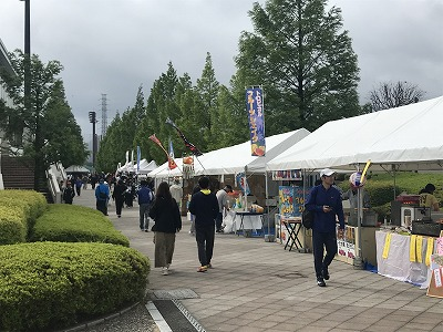 第42回富士裾野高原マラソン、会場
