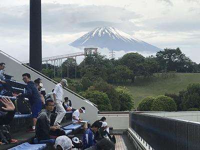 第42回富士裾野高原マラソン、陸上競技場