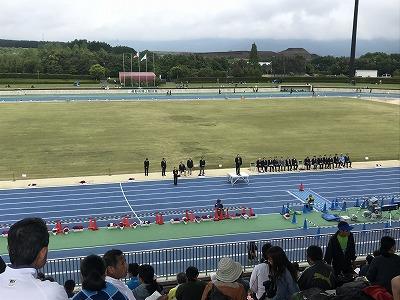 第42回富士裾野高原マラソン、開会式
