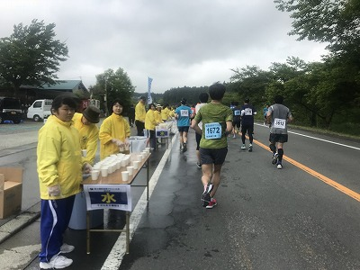 第42回富士裾野高原マラソン