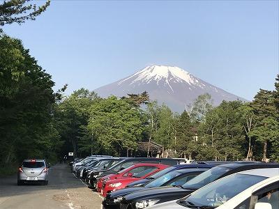 第38回スポニチ山中湖ロードレース富士山