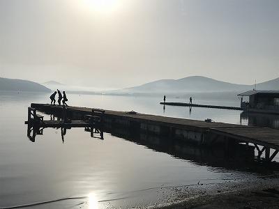 第38回スポニチ山中湖ロードレース山中湖