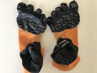 (Tabio) タビオ レーシングラン・プロ 五本指 ソックス スポーツソックス ランニングソックス トレーニング 靴下