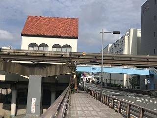 第4回UPRUN品川マラソン大会大井競馬場前駅