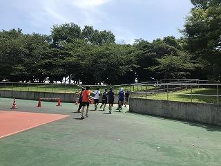 第4回UPRUN品川マラソン大会ハーフスタート