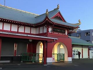 第9回湘南藤沢市民マラソン片瀬江ノ島駅