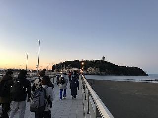 第9回湘南藤沢市民マラソン弁天橋