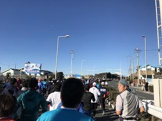 第9回湘南藤沢市民マラソン10マイル