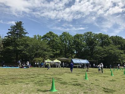 第19回 関東マスターズロード選手権会場