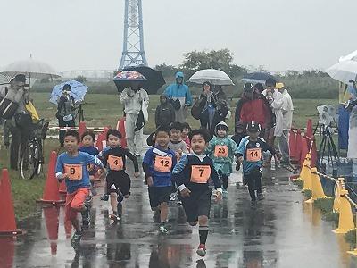 葛飾ふ~てんマラソンチャレンジラン