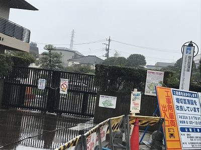 葛飾ふ~てんマラソン会場へのルート堀切菖蒲園前