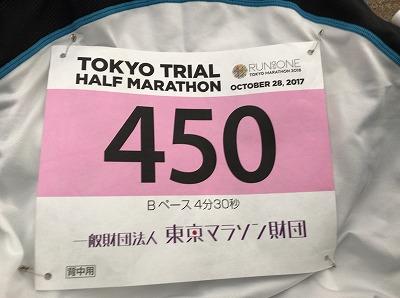 東京トライアルハーフマラソン2017セッケン背中用