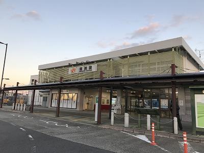 第20回ジュビロ磐田メモリアルマラソン菊川駅