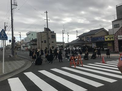 ジュビロ磐田メモリアルマラソン応援