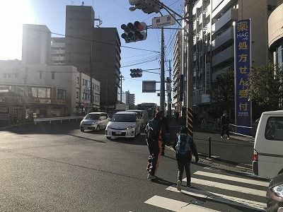第2回UP RUN(アップラン)綱島鶴見川ウインターマラソン