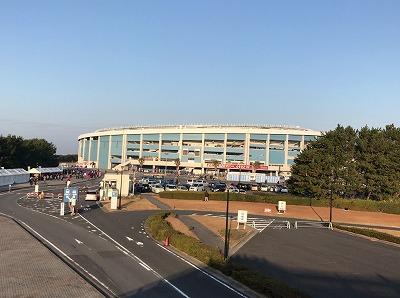 第42回サンスポ千葉マリンマラソン幕張海浜公園ZOZOマリンスタジアム