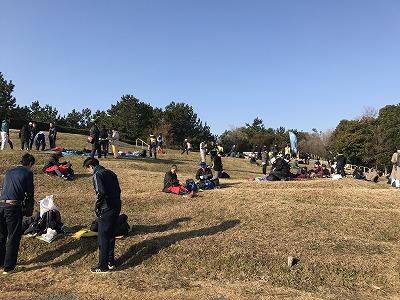 第42回サンスポ千葉マリンマラソン風景