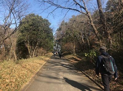 第43回森林公園完走マラソン国営武蔵丘陵森林公園
