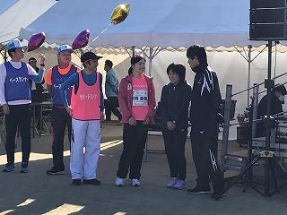 第4回久喜マラソン開会式