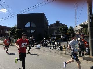 第4回久喜マラソンレース中
