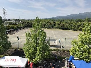 第43回富士裾野高原マラソンの会場