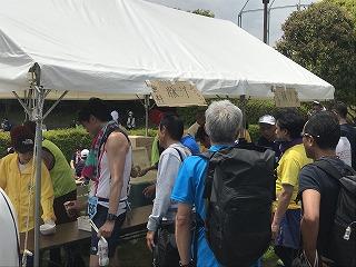 第43回富士裾野高原マラソン大会レース後
